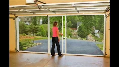 Sliding Garage Door Screen Kits Garage Screen Doors By Homedecorelitez