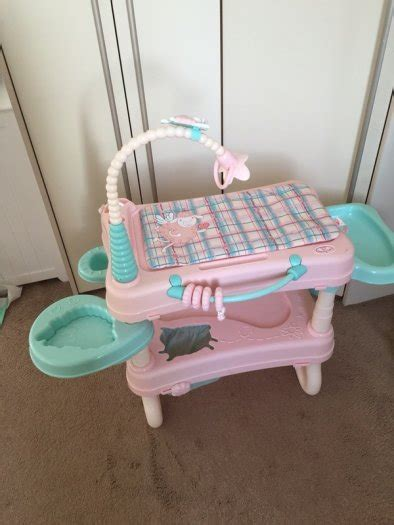 Baby Annabell Changing Table For Sale In Clondalkin Baby Change Table Sale