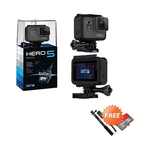 Gopro Untuk Hp jual gopro hero5 black paket ekonomis harga kualitas terjamin