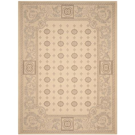 safavieh cy6126 39 courtyard indoor outdoor area rug gold lowe s canada safavieh courtyard brown 4 ft x 5 ft 7 in indoor outdoor area rug cy1356 3001 4 the