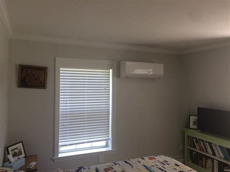 mitsubishi mini split install mitsubishi ductless mini split system installation