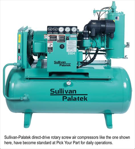 energy efficient direct drive air compressor systems milk