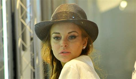 Lindsay Lohan Attempted The Blemish 2 by Lindsay Lohan Banned From The Chateau Marmont The Blemish