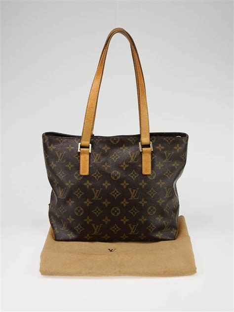 louis vuitton monogram canvas cabas piano tote bag yoogi