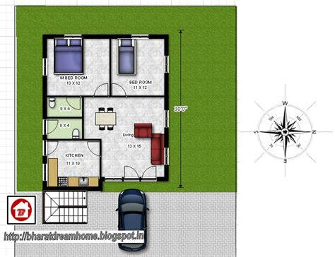 2 bhk house plans 800 sqft 2 bedroom home plans popular interior house ideas