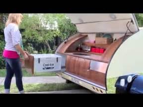 gidget retro teardrop camper july 2013 youtube