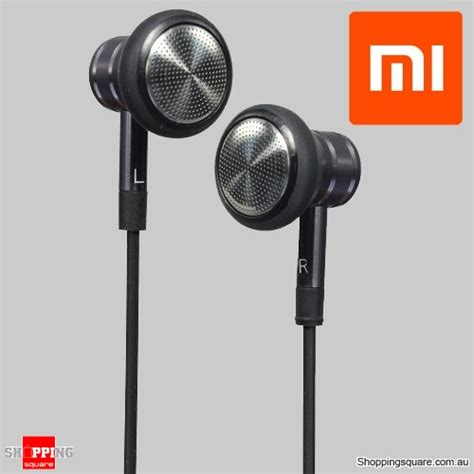 Earphone Xiaomi Mic Colour xiaomi 1 more in ear metal piston 3 5mm headset earphones headphone with mic for android iphone
