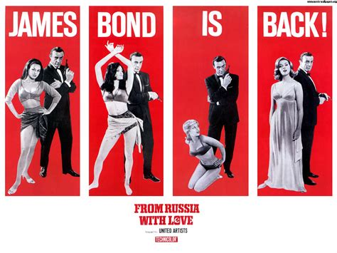 james bond from russia with love fictionmaker march 2014