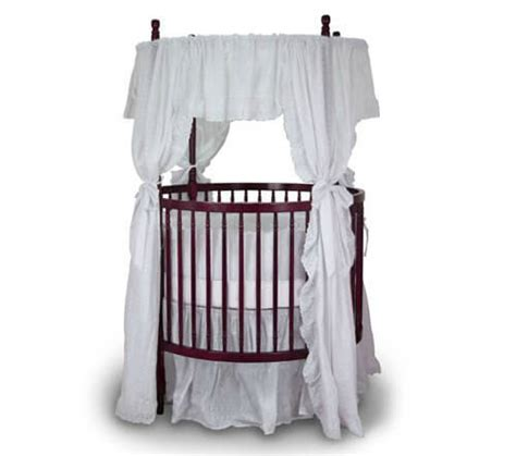 Oval Baby Cribs For Sale by 16 Beautiful Oval Baby Cribs For Unique Nursery