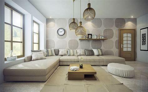 ideas  decorar una pared de salon  impresionan