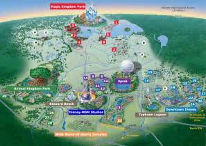 Disney Orlando Map by Travelscope Quot Travel Ideas Link Quot Top 10 Free Activities At