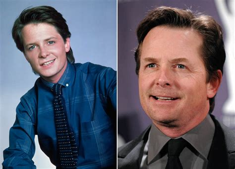 michael j fox and emilio estevez 80s heartthrobs then and now today