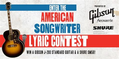 contest results 2013 lyric contest winners may june 2013 171 american songwriter