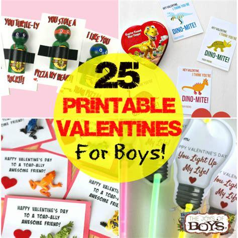 printable valentines for boys 25 printable valentines for boys quot boy approved quot valentines