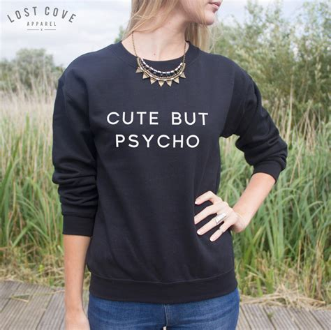 The Talking Jumper by But Psycho Jumper Sweater Grunge