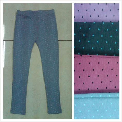 Legging Anak Size M 3 5 Th legging anak label and lucas distributor baju tidur branded stock lot