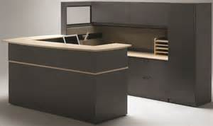 ovation custom reception desk workstation