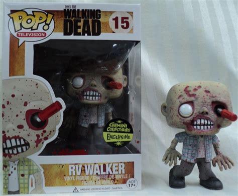 Funko Pop The Walking Dead Rv Walker the complete funko pop vinyls walking dead checklist popvinyls