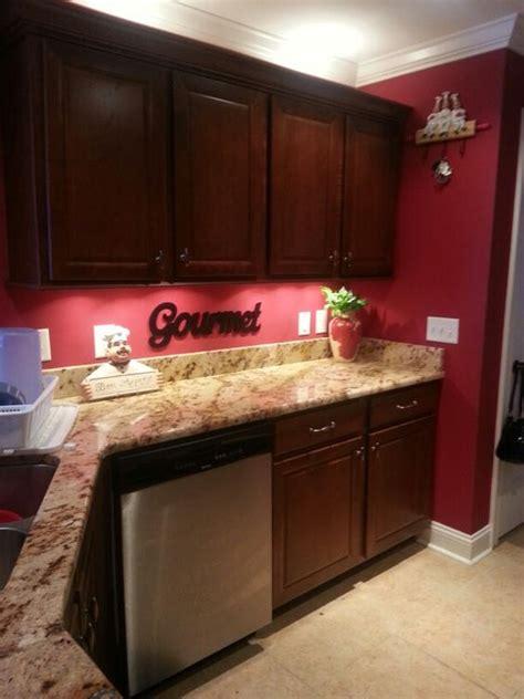 dark red kitchen cabinets dark red painted kitchen cabinets quicua com