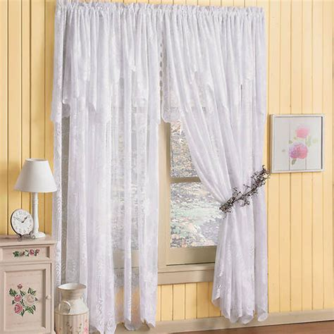 anna curtains anna lace curtains eggshell out of stock gallery