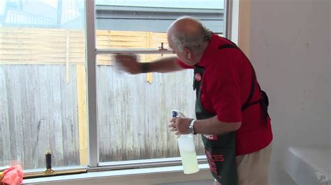 how to frost glass diy at bunnings youtube