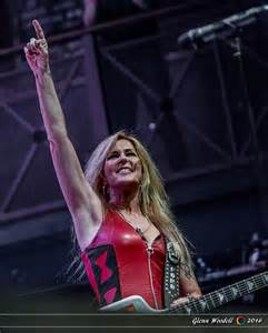lita ford halestorm live the norva 4 25 16