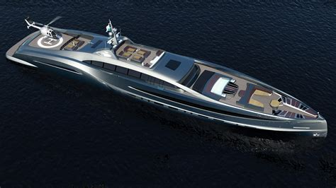yacht sovereign layout gray design sovereign