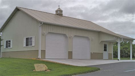Metal Garage Designs metal garages amp steel garages northland buildings inc