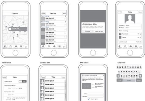 adobe illustrator iphone template ultimate resources for mobile web application design