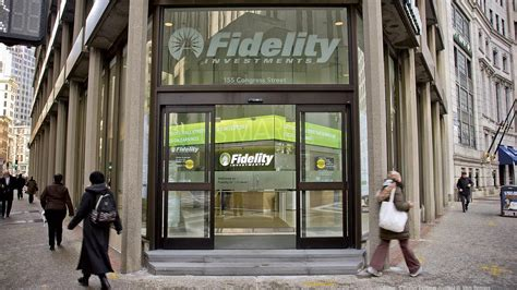 Fidelity Offices In Nyc by Wall S Fidelity Investments Crypto Invest