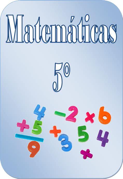 imagenes de matematicas quinto grado cuadernillo de ejercicios matem 225 ticos para quinto grado