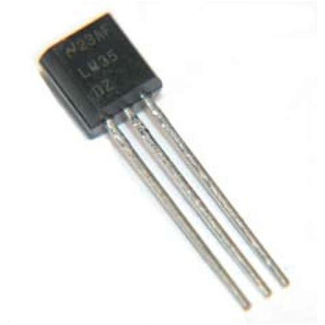 Lm35 Lm35dz Lm 35 lm35 precision centigrade temperature sensors famosa studio