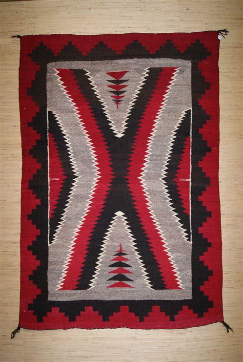 Navajo Rugs Ganado Pattern Variant Navajo Rug 766 S