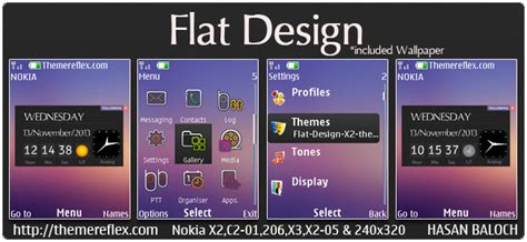nokia x2 themes with media player download skin media player nokia x2 02 nhloading