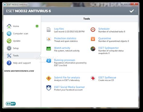 eset full version free antivirus download eset nod32 antivirus 6 0 316 0 download free full version