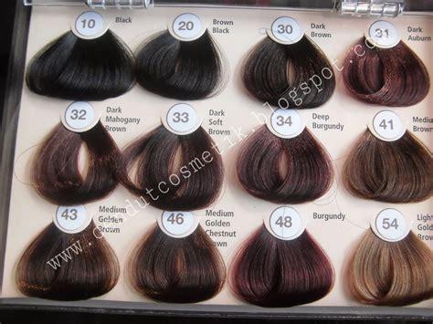 Harga Loreal Pewarna Rambut cendutcosmetik toko cat rambut revlon contoh warna