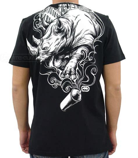 Tshirt Ecko t shirt ecko model blue rhino city skateshop skate
