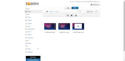 tutorial ubuntu cloud server turn ubuntu 16 04 into personal cloud server using tonido