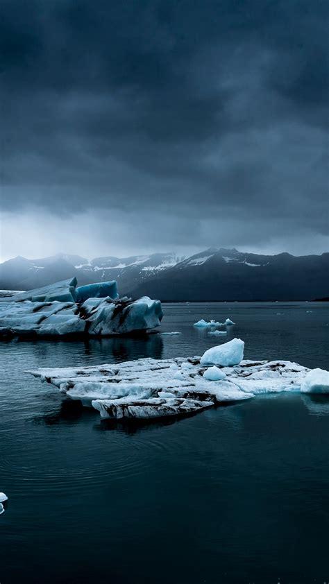 wallpaper sea winter  hd wallpaper ice os