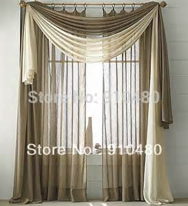 Living Room Curtains With Valance Curtain Designs Living Room Picture More Detailed Picture About Luxury Sheer Cafe Curtains