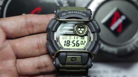 Gshock Gd 400 9d Gd400 9d 1 casio g shock gd 400 9
