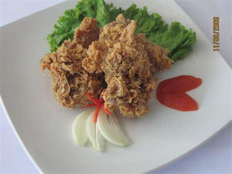Ebook Pedoman Bisnis Fried Chicken ebook kreasi ayam fried chicken kursus tristar