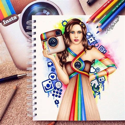 daily doodle insta best 25 instagram logo ideas on daily