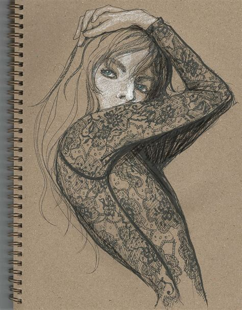 How To Make Charcoal Paper - recycled paper black ink and white charcoal on behance