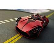 Future Concept Car Design