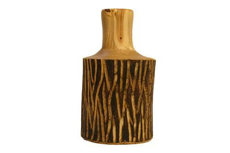 small rustic bud vases maple wood vase rustic centerpiece