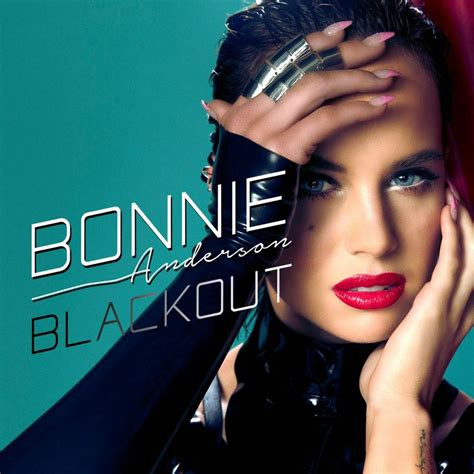 bonnie anderson set  release  single blackout