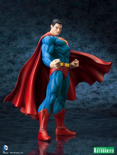 Kotobukiya Dc Comic Artfx Statue kotobukiya dc comics superman for tomorrow artfx statue