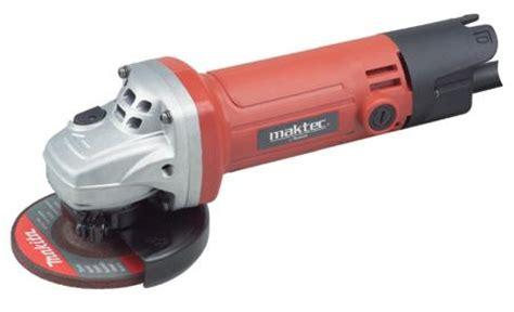 Mesin Gerinda Maktec Mt 954 power tools karawang mesin gerinda tangan 4 quot mt 954