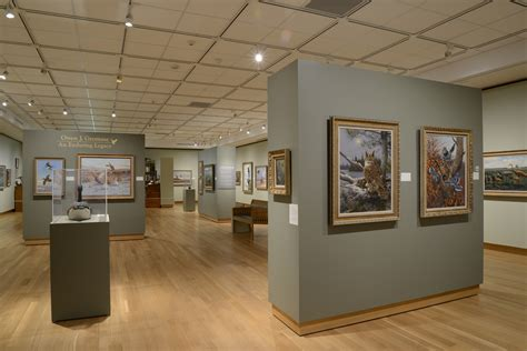 ge s energy efficient led lighting solutions paint woodson museum in crisp light